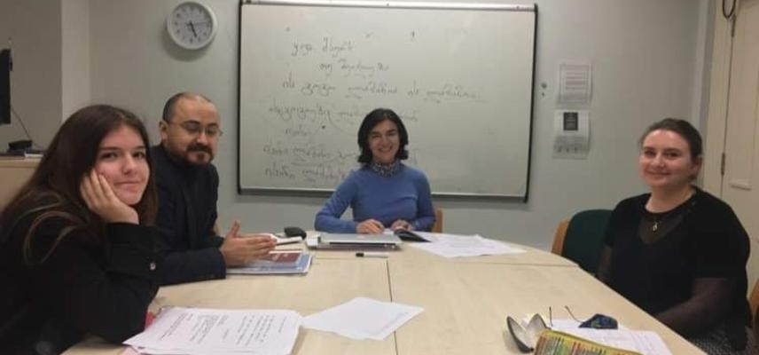 georgian language class