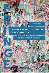 the global encyclopaedia of informality volume 1 cover